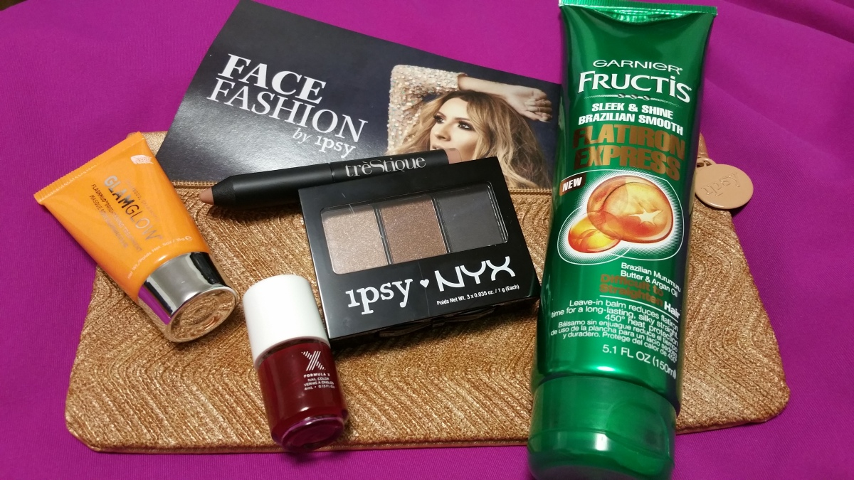 Paige's September Ipsy Bag